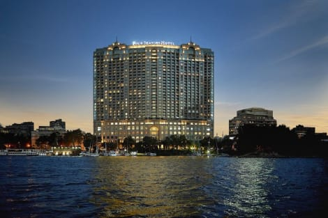 Hotel Four Seasons Hotel Cairo at Nile Plaza