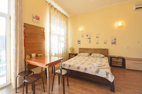 Kiev Accommodation Apartments on Antonovicha st.