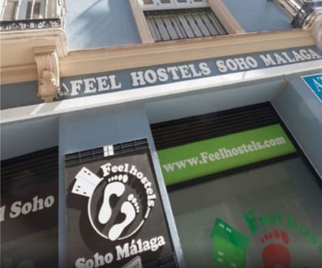 Feel Hostels Soho Malaga Hostal