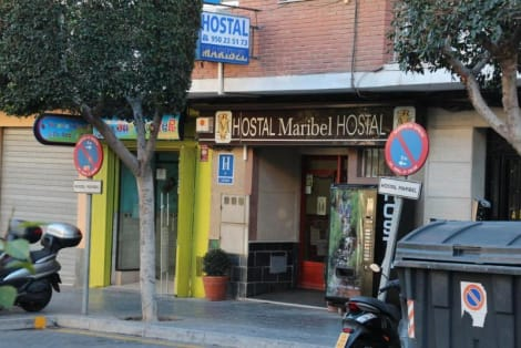 Hotel Hostal Maribel
