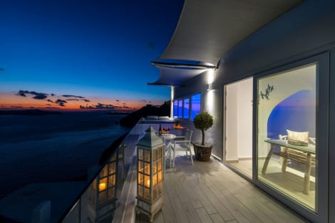Hotel Fira Deep Blue Suite