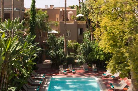 HotelLes Jardins de la Medina