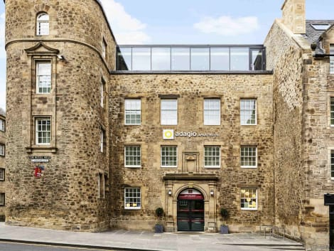 Hôtel Aparthotel Adagio Edinburgh Royal Mile