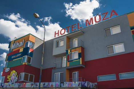 HotelGARNI HOTEL MÚZA