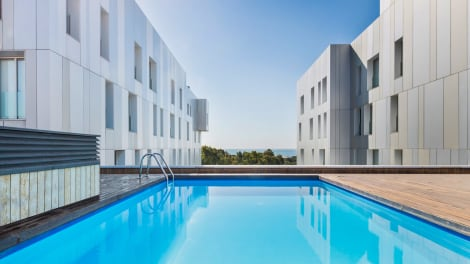 Apartamentos Lugaris Beach Apartments