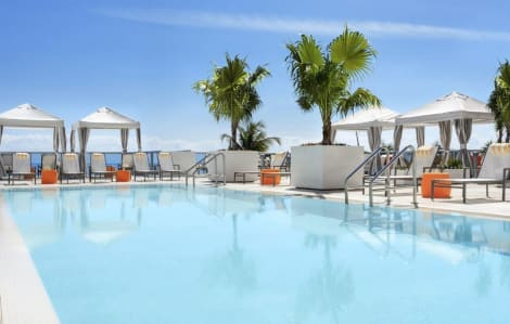 Miami Beach Hotels From 163 77 Cheap Hotels Lastminute Com