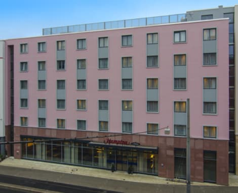 Hotel Hampton by Hilton Nuremberg City Centre