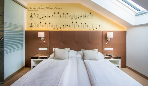Hotel Boutique Hotel Donauwalzer