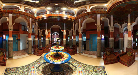 Hotel Moroccan House Marrakech