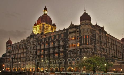 Hotel The Taj Mahal Palace Mumbai
