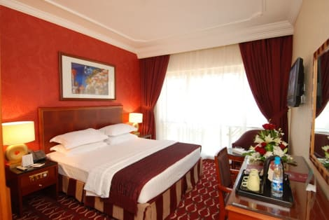 Hotel Al Rawda Royal Inn