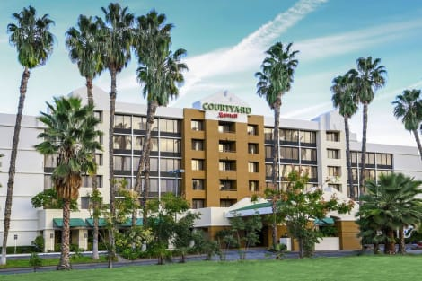 Courtyard by Marriott Riverside UCR/Moreno Valley Area Hotel