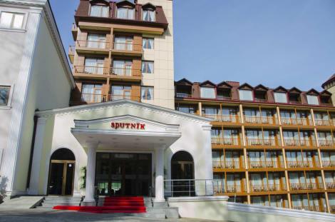 Hotel Sputnik Batumi