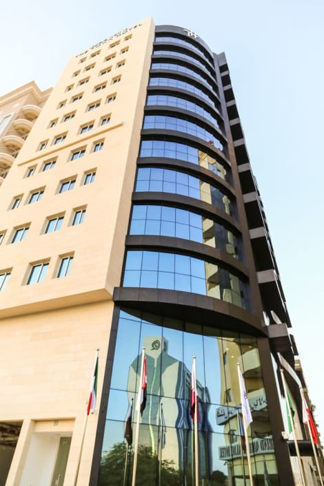 Hotel The Town Hotel Doha