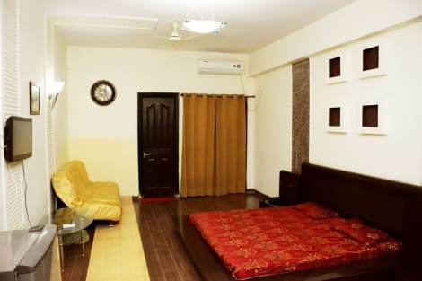 Sai Sharnam Service Apartments Hotel