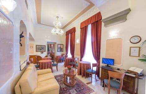 Hotel Strozzi Palace Hotel