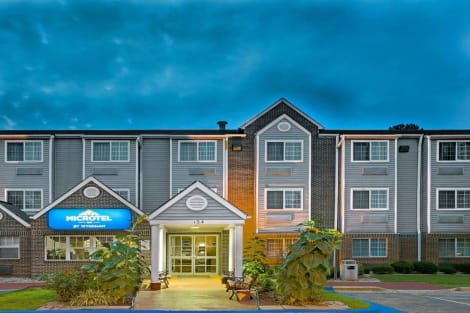 Microtel Inn by Wyndham Raleigh Durham Airport Hotel