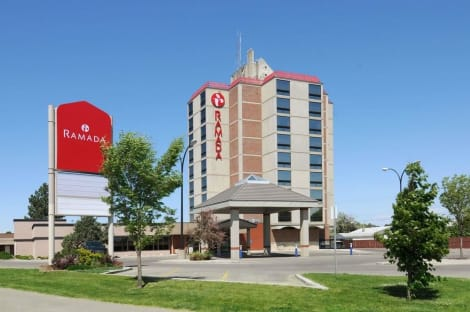 Ramada by Wyndham Lethbridge Hotel