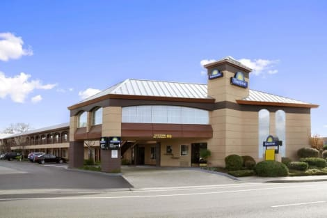 Hotel Days Inn By Wyndham Rocklin/sacramento