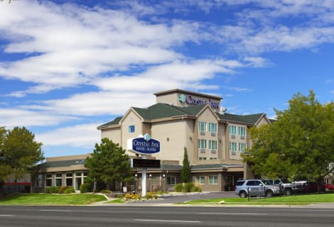 Crystal Inn Hotel & Suites Salt Lake City - Downtown Hotel