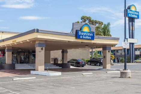 Hotel Days Inn By Wyndham San Diego-east/el Cajon