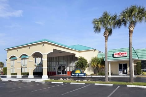 Hotel Days Inn By Wyndham Fort Pierce Midtown