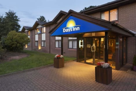 Hotel Days Inn Taunton