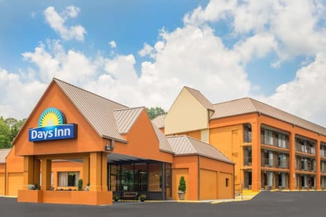 Hotel Days Inn by Wyndham Knoxville East