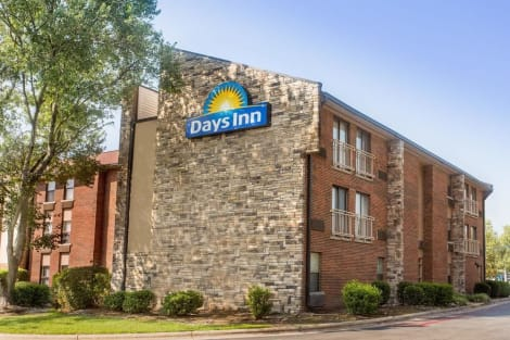 Days Inn by Wyndham Raleigh-Airport-Research Triangle Park Hotel