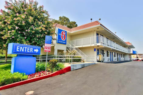 Hotel Motel 6 Sacramento West