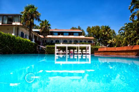 Hotel Le Dune Sicily Hotel