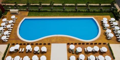 HotelCrowne Plaza ANTALYA