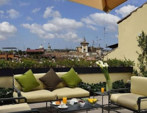 Babuino 181 – Small Luxury Hotels of the World Hotel