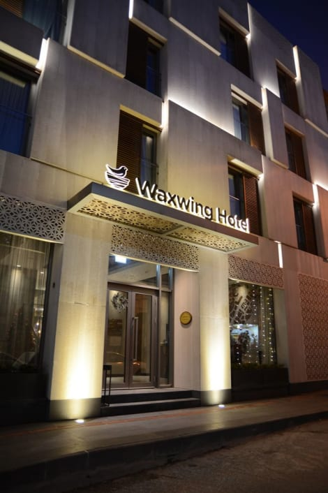 HotelWaxwing Hotel