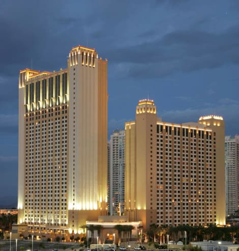 Hotel Hilton Grand Vacations on the Las Vegas Strip