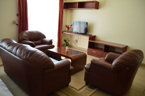HotelNorfolk Towers Serviced Apartments