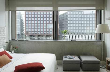 Eric Vokel Boutique Apartments - Amsterdam Suites Hotel