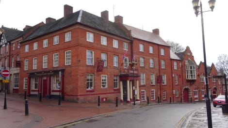 The Castle Hotel Tamworth Hotel