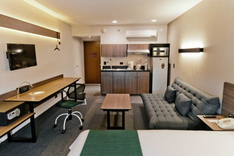 Hotel City Express Suites Puebla FINSA