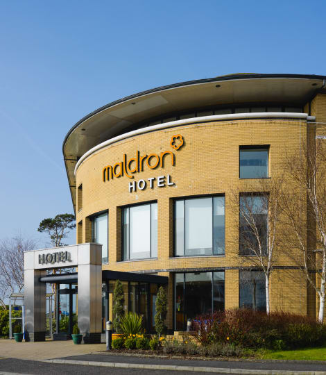 Hotel Maldron Hotel Belfast International Airport