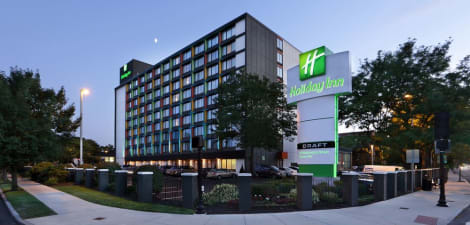 Holiday Inn Boston Bunker Hill Area Hotel