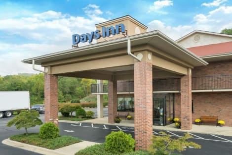Hotel Days Inn by Wyndham Asheville North