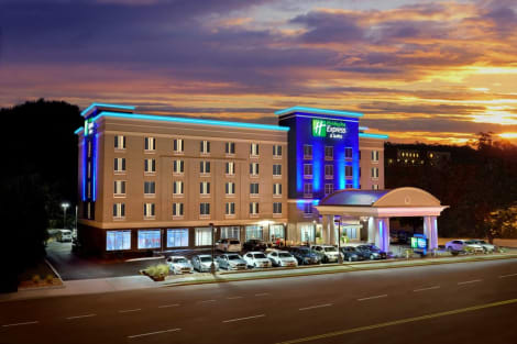 Hotel Holiday Inn Express Hotel & Suites Knoxville West -Papermill
