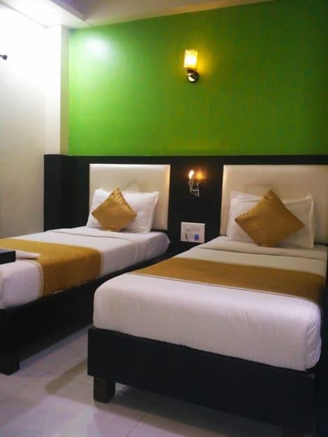 HotelOYO 5512 Hotel Avenue