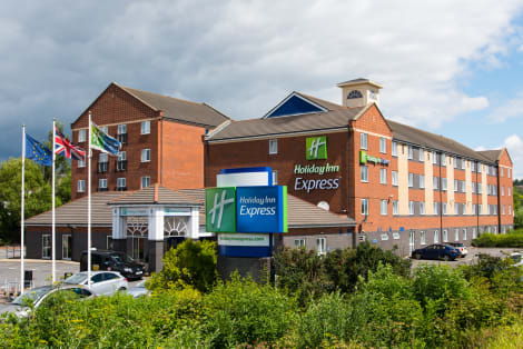 Holiday Inn Express NEWCASTLE - METRO CENTRE Hotel