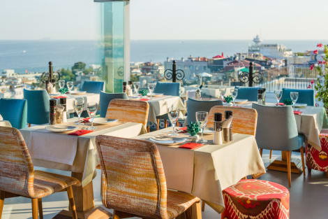HotelTria Hotel Istanbul - recommended by travellers!