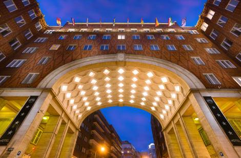Hotel Arcadia Hotel Budapest