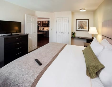 Hotel Candlewood Suites Morgantown-Univ West Virginia