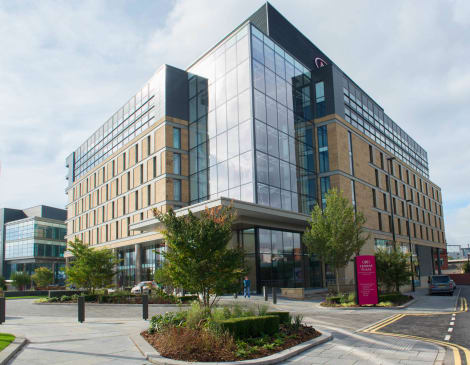 Hotel Crowne Plaza NEWCASTLE - STEPHENSON QUARTER