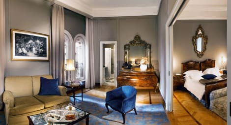 Hotel Grand Hotel et de Milan - The Leading Hotels of the World